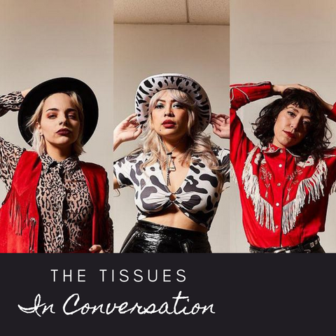 The Tissues Band Photo