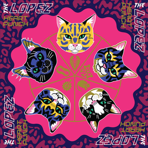 "The Lopez ""Heart Punch"" LP"