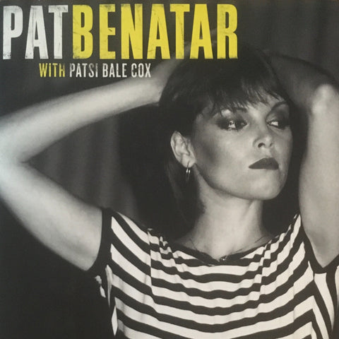 "Pat Benatar with Patsi Bale Cox ""Between A Heart And A Rock Place"" (2010)"