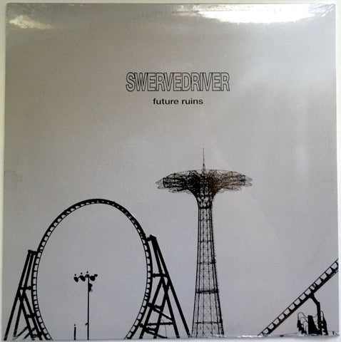 "Swervedriver ""Future Ruins"" Red LP (2019)"