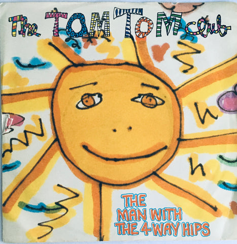 Tom Tom Club - The Man With The 4-Way Hips (1983)