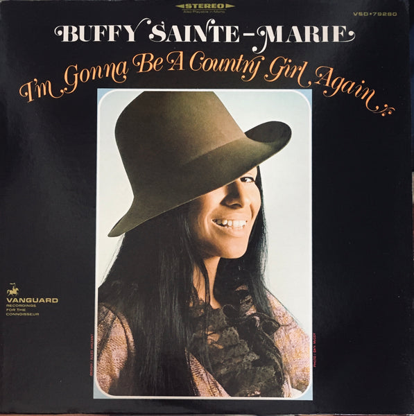 "Buffy Sainte-Marie ""I'm Gonna Be A Country Girl Again"" (1968)"