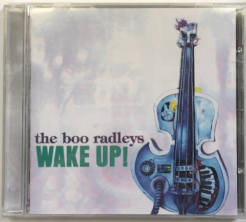 "Boo Radleys ""Wake Up!"" Promo CD (1995)"
