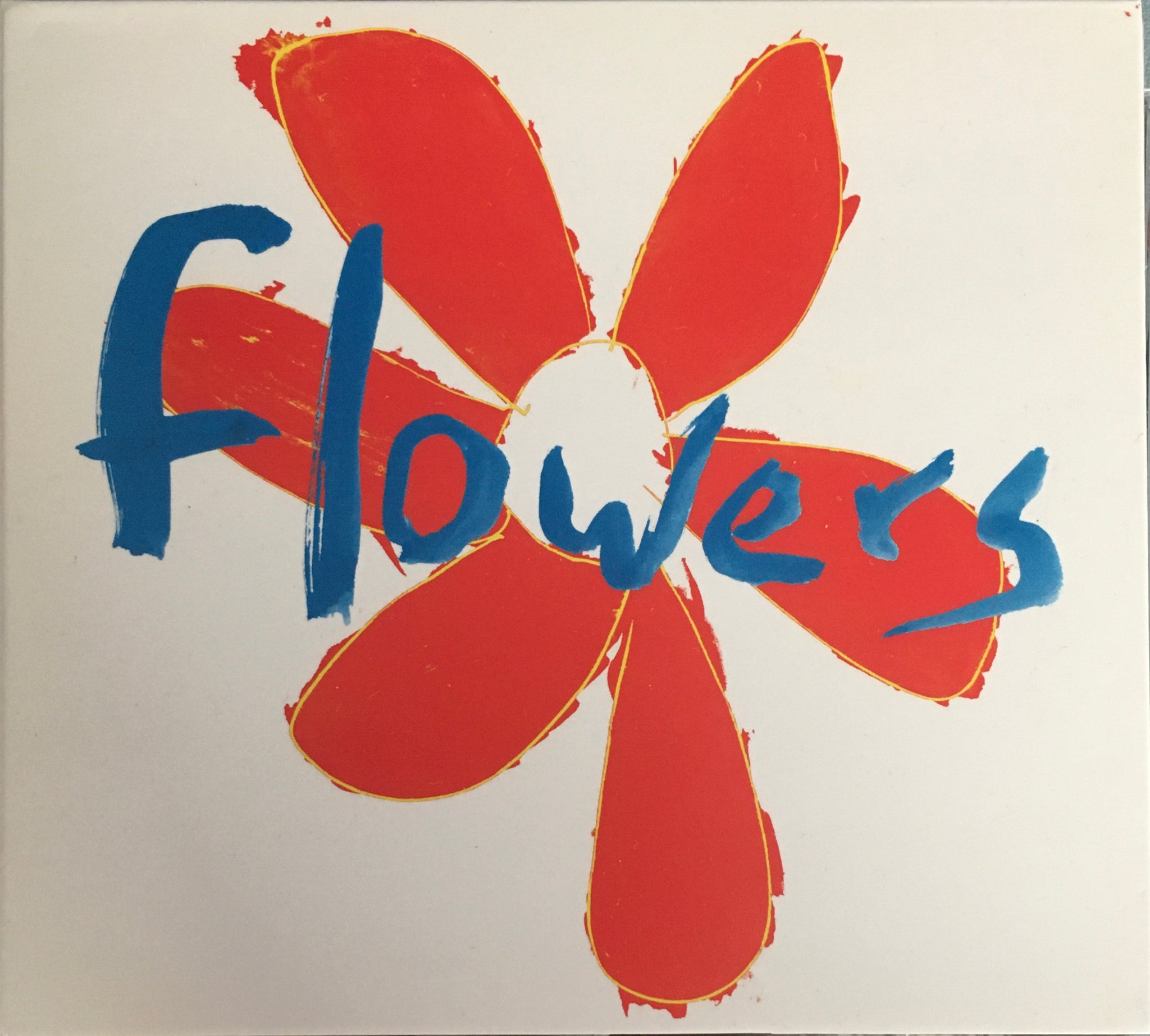 "Flowers ""Do What You Want To, It's What You Should Do"" CD Digipak (2014)"