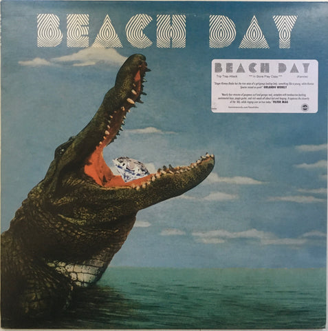 "Beach Day ""Trip Trap Attack"" LP (2013)"
