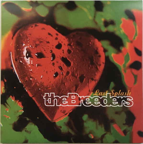 "The Breeders ""Last Splash"" Red RE LP (1993/2016)"