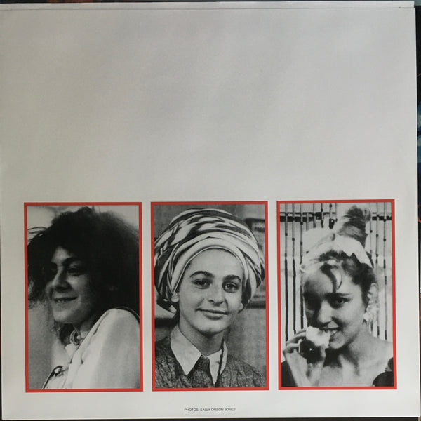 "The Slits ""Return Of The Giant Slits"" LP RE (1981/2017)"