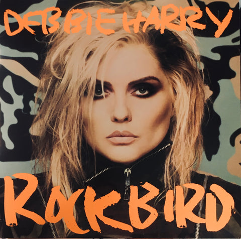 "Debbie Harry ""Rockbird"" LP, Orange Specialty (1986)"