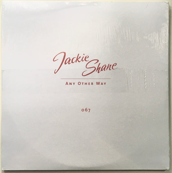"Jackie Shane ""Any Other Way"" 2XLP (2019)"