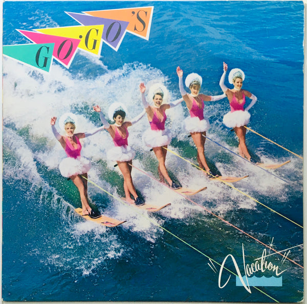 "Go-Go's ""Vacation"" LP (1982)"