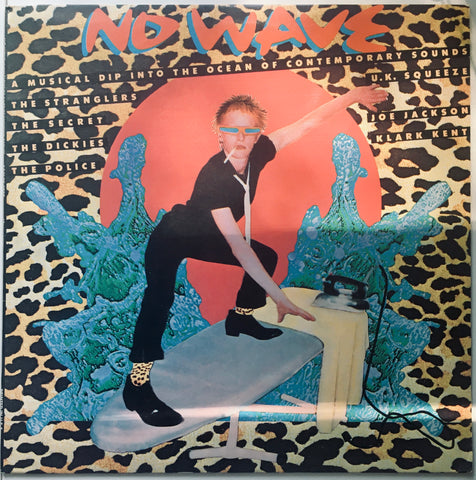 No Wave Compilation LP (1978)