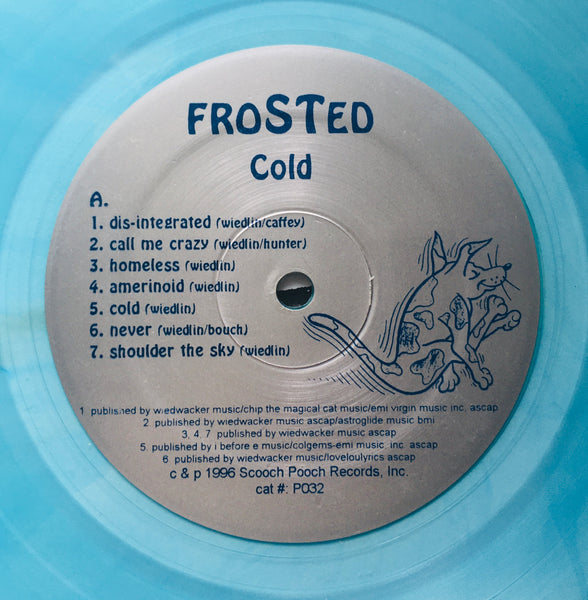 "FroSTed ""Cold"" LP (1996)"
