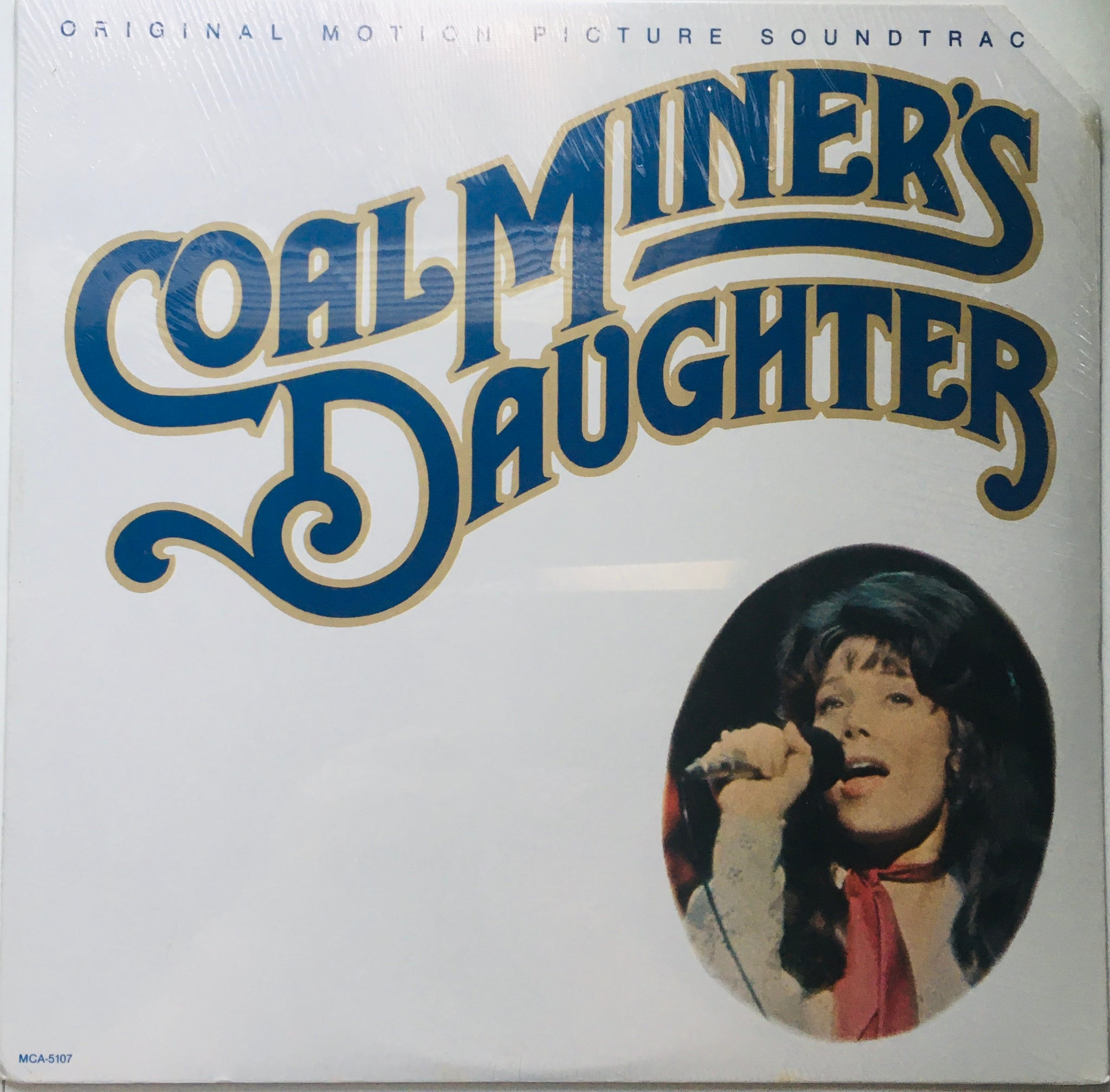"Soundtrack ""Coal Miner's Daughter"" LP (1980)"