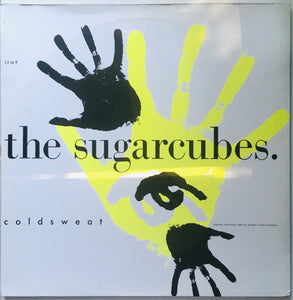 "The Sugarcubes ""Coldsweat"" 12"" Single (1988)"