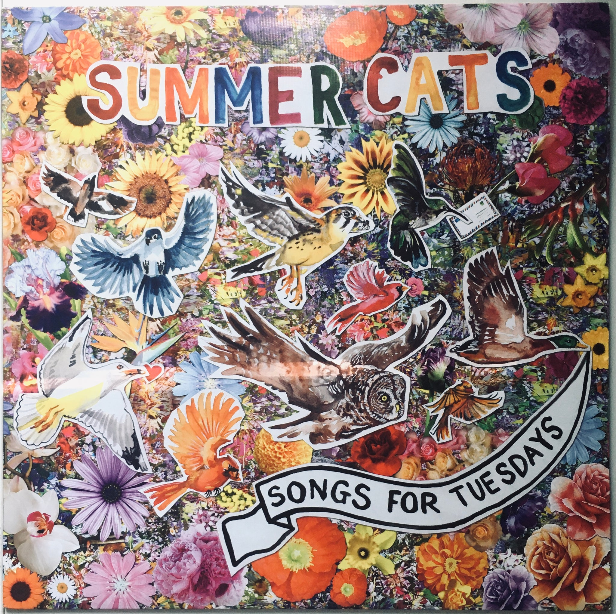 "Summer Cats ""Songs For Tuesdays"" LP (2009)"
