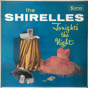 "The Shirelles ""Tonight's The Night"" LP (1961)"