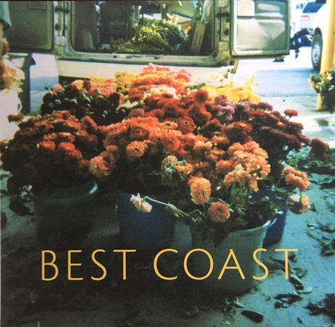 "Best Coast ""Make You Mine"" 2 x 7"" Single (2011)"