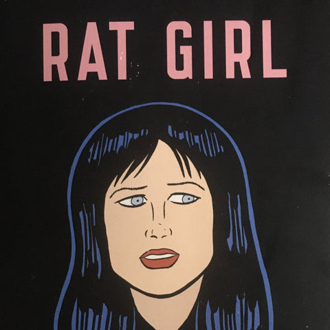 "Kristin Hersh, ""Rat Girl"" Book (2010)"
