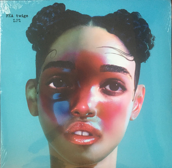 "FKA Twigs ""LP1"" LP (2014)"