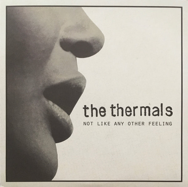 "The Thermals ""Not Like Any Other Feeling"" Single (2010)"