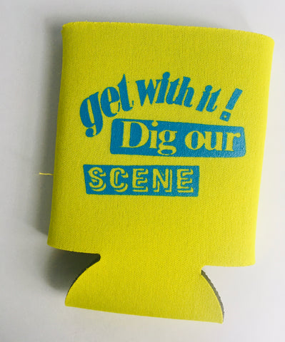 Positive No Assorted Koozie (NEON YELLOW)