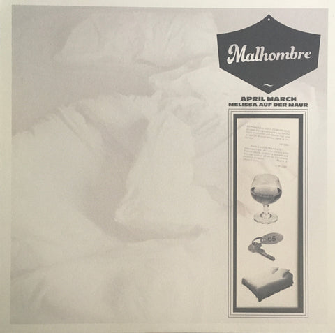 "Malhombre ""Musique Rock/Fini"" RSD Single (2012)"