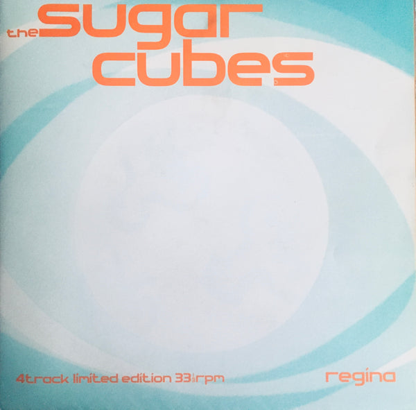 "The Sugarcubes ""Regina"" Single (1989)"