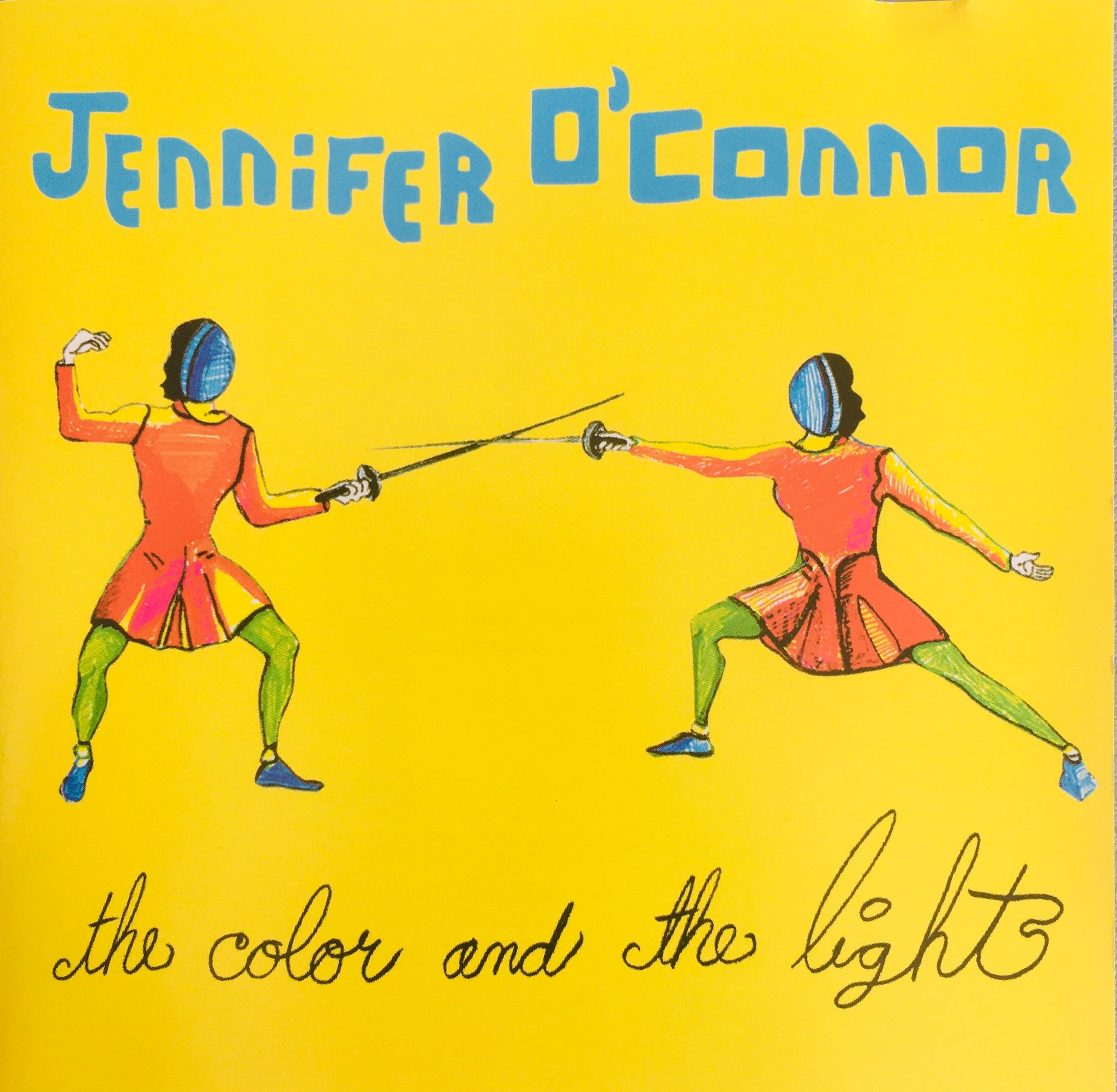"Jennifer O'Connor ""The Color and the Light"" CD (2005)"
