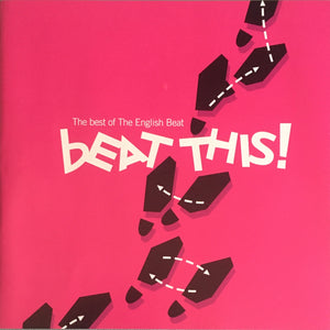 "The English Beat ""Beat This!"" CD + Enhanced Promo (2000)"