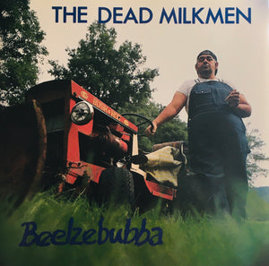 "The Dead Milkmen ""Beelzebubba"" CD (1988)"