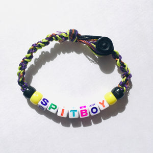 "Friendship Bracelet ""Spitboy"" Variation"
