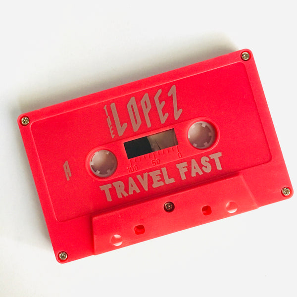 "The Lopez ""Travel Fast"" CASS (2014)"