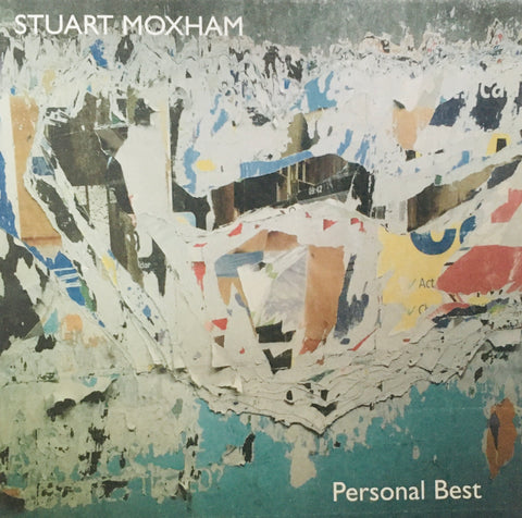 "Stuart Moxham ""Personal Best"" CD (2010)"