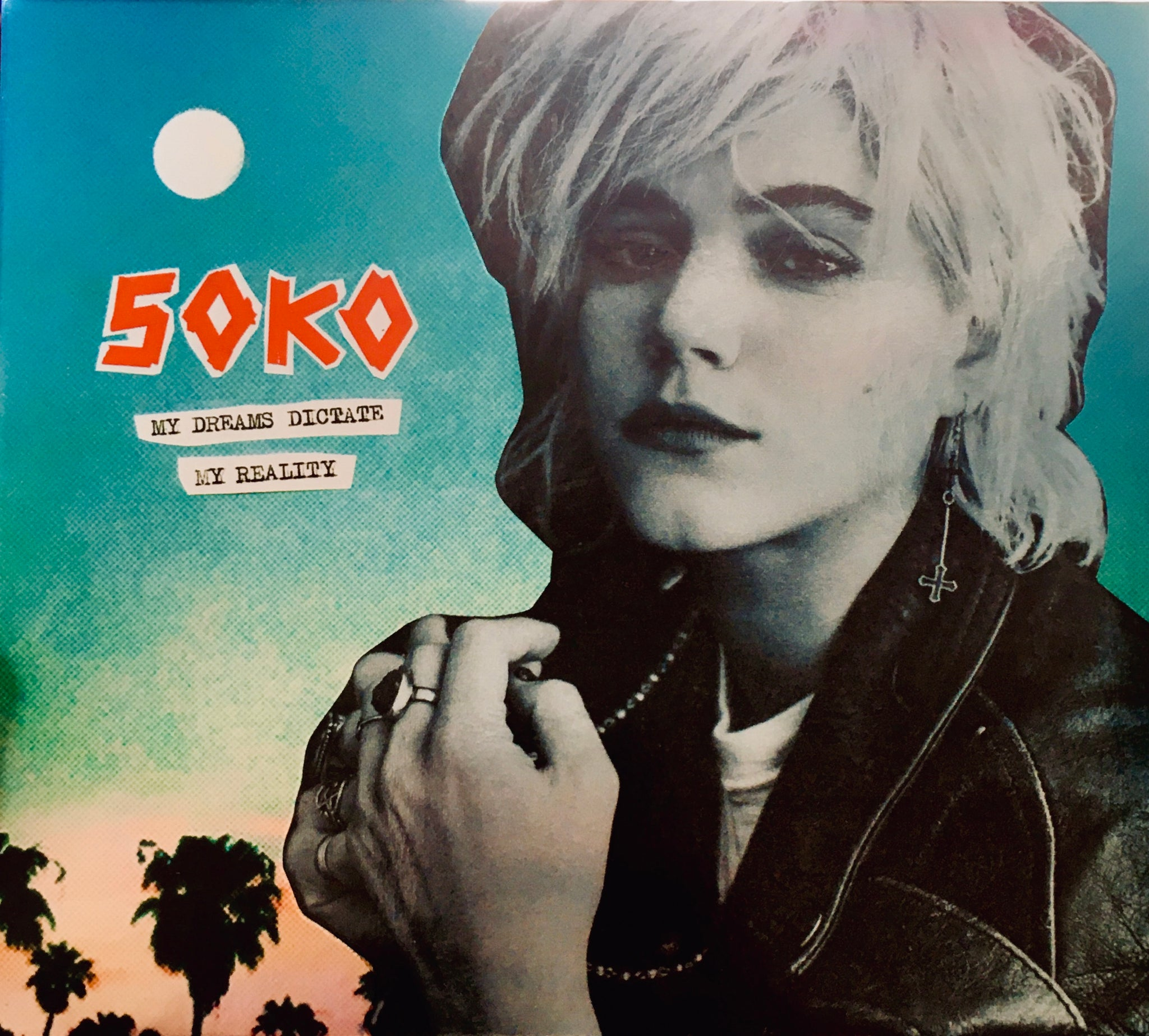 "SOKO ""My Dreams Dicatate My Reality"" CD (2015)"