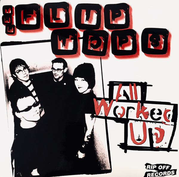 "The Flip Tops ""All Worked Up"" LP (2002)"