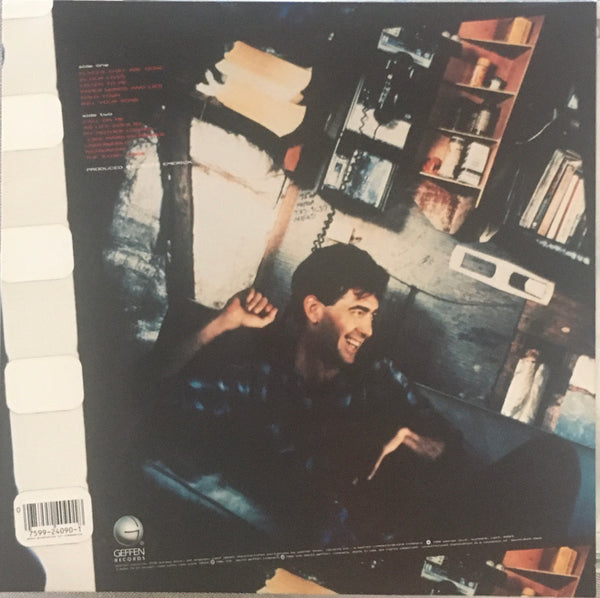 "Tommy Keene ""Songs From The Film"" PR LP (1986)"