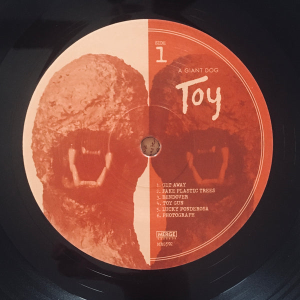 "A Giant Dog ""Toy"" LP (2017)"