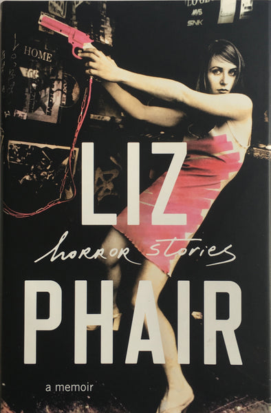 "Liz Phair ""Horror Stories"" Book (2019)"