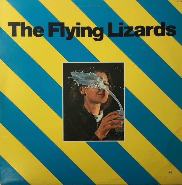 The Flying Lizards Self-Titled LP (1980)