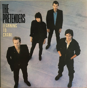 "Pretenders ""Learning To Crawl"" LP (1983)"