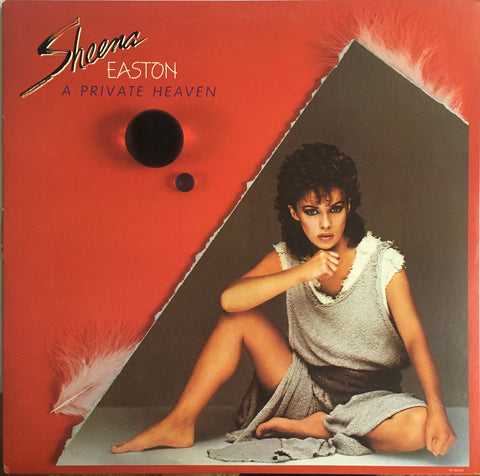 "Sheena Easton ""A Private Heaven"" LP (1984)"