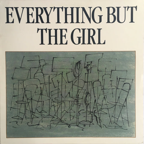 Everything But The Girl (Revised 'Eden') LP (1984)