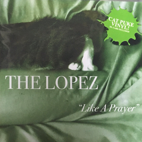 "The Lopez ""Like A Prayer"" Single (2018)"