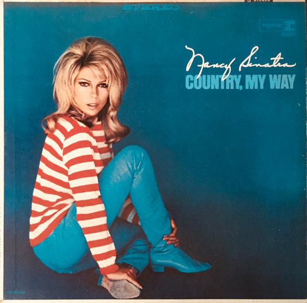 "Nancy Sinatra ""Country My Way"" LP (1967)"