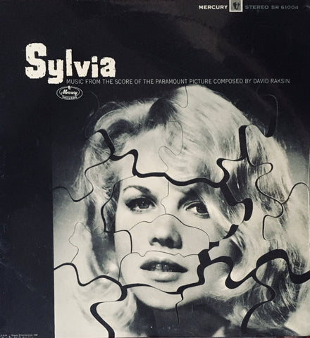 "David Raksin Orchestra - ""Sylvia"" Movie Soundtrack LP (1965)"