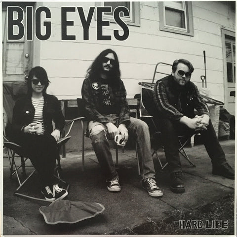 "Big Eyes ""Hard Life"" LP (2011)"
