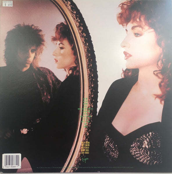 "Pretty Poison, ""Catch Me I'm Falling"" (1988). Back cover image. Pop-rock from Philadelphia."