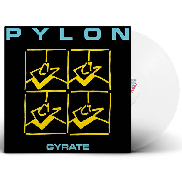 "Pylon ""Gyrate"" RE LP (2020)"