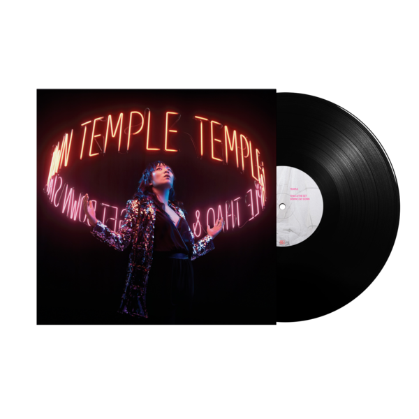 "Thao & The Get Down Stay Down ""Temple"" LP (2020)"