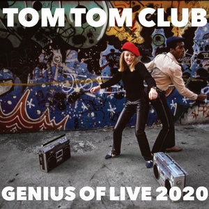"Tom Tom Club ""Genius Of Live 2020"" LP (RSD 2020)"
